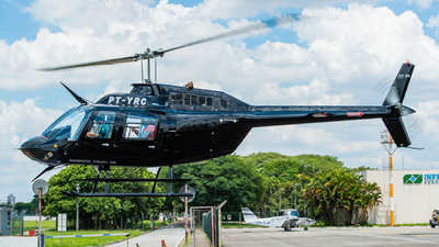 PT-YRC - Bell 206B JetRanger III - Air Jet Taxi Aereo
