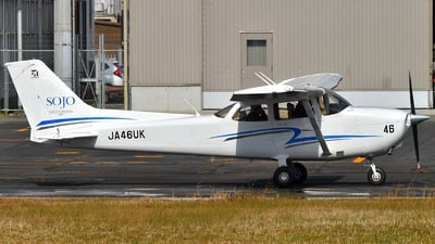 JA46UK - Cessna 172S Skyhawk SP - Sojo University