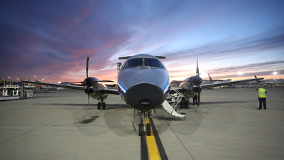 N257AS - Embraer EMB-120ER Brasília - Ameriflight
