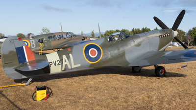 ZK-SPI - Supermarine Spitfire Mk.IX - Private