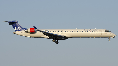 EI-FPS - Bombardier CRJ-900LR - Scandinavian Airlines (Cityjet)