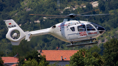 TC-HJD - Eurocopter EC 135T2i - Skyline Aviation