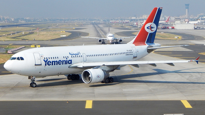 7O-ADW - Airbus A310-324 - Yemenia - Yemen Airways