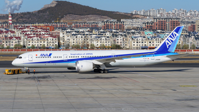 JA888A - Boeing 787-9 Dreamliner - All Nippon Airways (Air Japan)