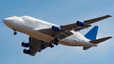 N249BA - Boeing 747-409(LCF) - Boeing Company