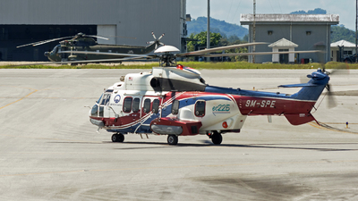 9M-SPE - Eurocopter EC 225LP Super Puma II+ - MHS Aviation