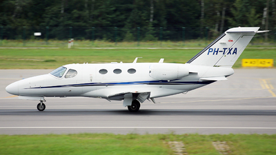 PH-TXA - Cessna 510 Citation Mustang - Air Service Liège (ASL)