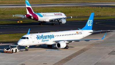 EC-LEK - Embraer 190-200LR - Air Europa Express