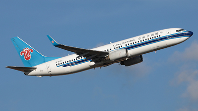 B-5191 - Boeing 737-81B - China Southern Airlines