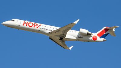F-GRZN - Bombardier CRJ-702 - HOP! for Air France