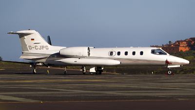 D-CJPG - Bombardier Learjet 35A - Quick Air Jet Charter