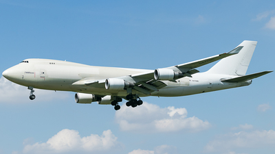 N476MC - Boeing 747-47UF(SCD) - Atlas Air