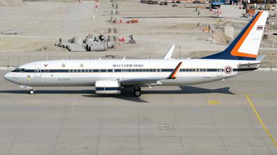 A picture of HSHMK - Boeing 7378Z6(BBJ2) -  - © João Machado