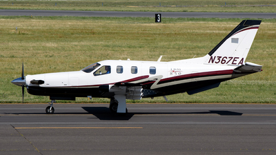 N367EA - Socata TBM-850 - Private