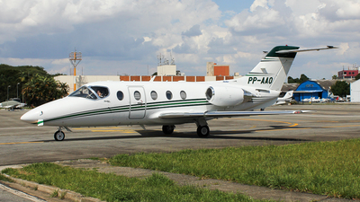 A picture of PPAAO - Hawker Beechcraft 400XP - [RK565] - © Jean Lucas / Brothers Spotting