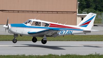 N787AN - Piper PA-24-250 Comanche - Private