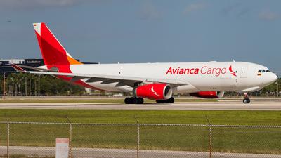 N332QT - Airbus A330-243F - Avianca Cargo