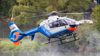 D-HRPA - Eurocopter EC 135P2 - Germany - Police