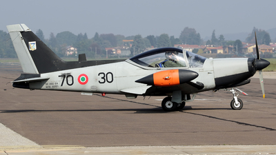 MM55121 - SIAI-Marchetti SF260EA - Italy - Air Force