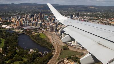 VH-ZPR - Embraer 190-100IGW - Virgin Australia Airlines