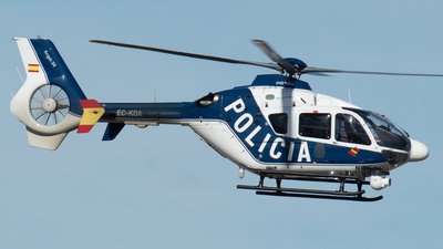 EC-KOA - Eurocopter EC 135P2i - Spain - National Police
