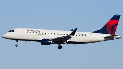 A picture of N273SY - Embraer E175LR - Delta Air Lines - © Marco Papa