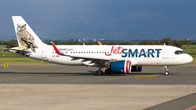 A picture of CCAWL - Airbus A320271N - JetSMART - © Jean Carlo Mosquera