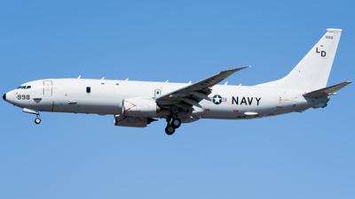 168998 - Boeing P-8A Poseidon - United States - US Navy (USN)
