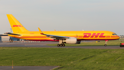 G-DHKR - Boeing 757-223(PCF) - DHL Air