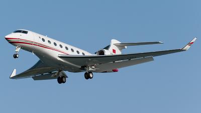 CN-MMH - Gulfstream G650 - Morocco - Government
