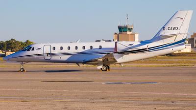D-CAWX - Cessna 680 Citation Sovereign Plus - Aerowest Flugcharter
