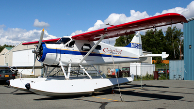 N158AK - De Havilland Canada DHC-2 Mk.I Beaver - Private