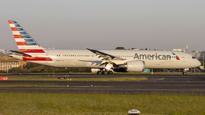 A picture of N838AA - Boeing 7879 Dreamliner - American Airlines - © Jon Logan