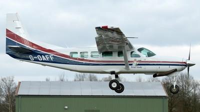 A picture of GOAFF - Cessna 208 Caravan I - [20800415] - © Alex Herbort