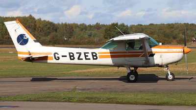 G-BZEB - Cessna 152 II - Private