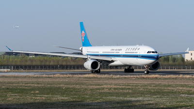 B-6501 - Airbus A330-343 - China Southern Airlines