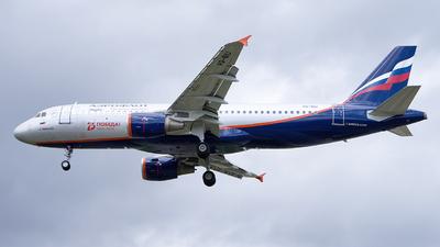 A picture of VQBIU - Airbus A320214 - Aeroflot - © Sergey Popkov