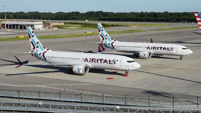 EI-GGL - Boeing 737-8 MAX - Air Italy
