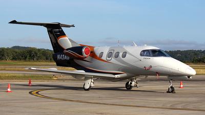 N43AG - Embraer 500 Phenom 100 - Private