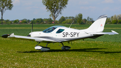 SP-SPY - Czech Sport Aircraft PS-28 Cruiser - Private