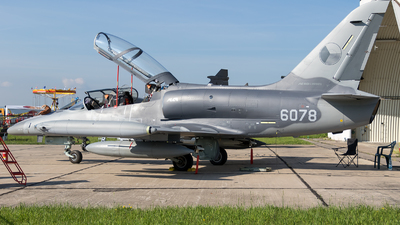 6078 - Aero L-159A Alca - Czech Republic - Air Force