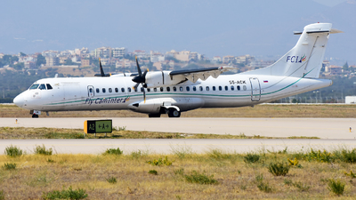 S5-ACK - ATR 72-212 - Fly CamInter