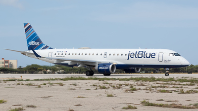 N374JB - Embraer 190-100IGW - jetBlue Airways