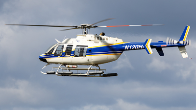 N120HH - Bell 407 - Private