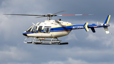 A picture of N120HH - Bell 407 - [53661] - © James Rowson
