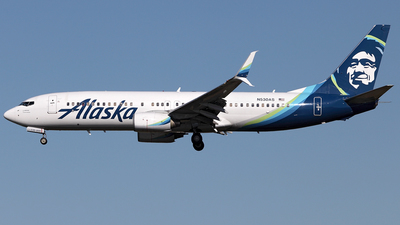 A picture of N530AS - Boeing 737890 - Alaska Airlines - © TOMBARELLI FEDERICO