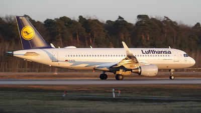 A picture of DAIUL - Airbus A320214 - Lufthansa - © JonathanK