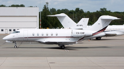 CS-CHF - Bombardier BD-100-1A10 Challenger 350 - NetJets Europe