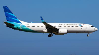 M-ABOL - Boeing 737-8U3 - Garuda Indonesia