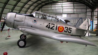 C.6-155 - North American SNJ-5 Texan - Spain - Air Force